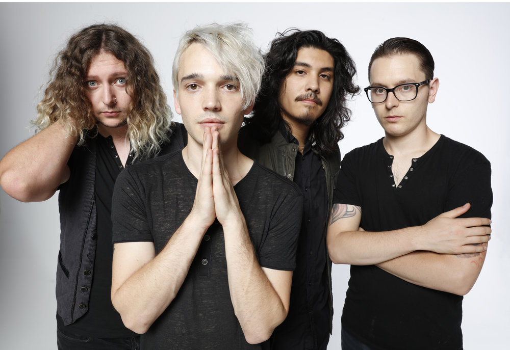 Badflower. Photo Credit:  Piper Ferguson
