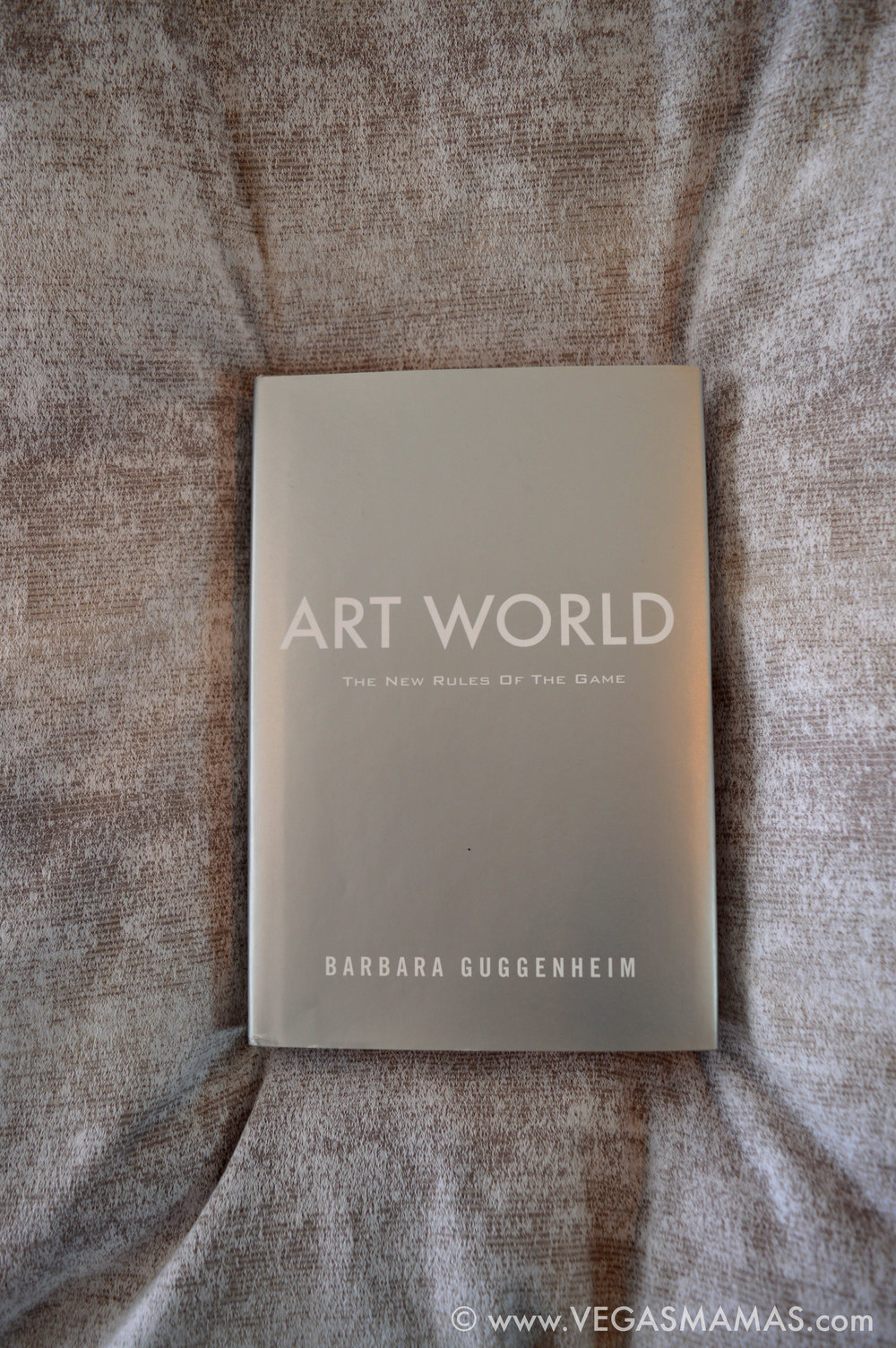 """Currently reading Barbara Guggenheim's """"Art World, The New Rules of the Game"""""""