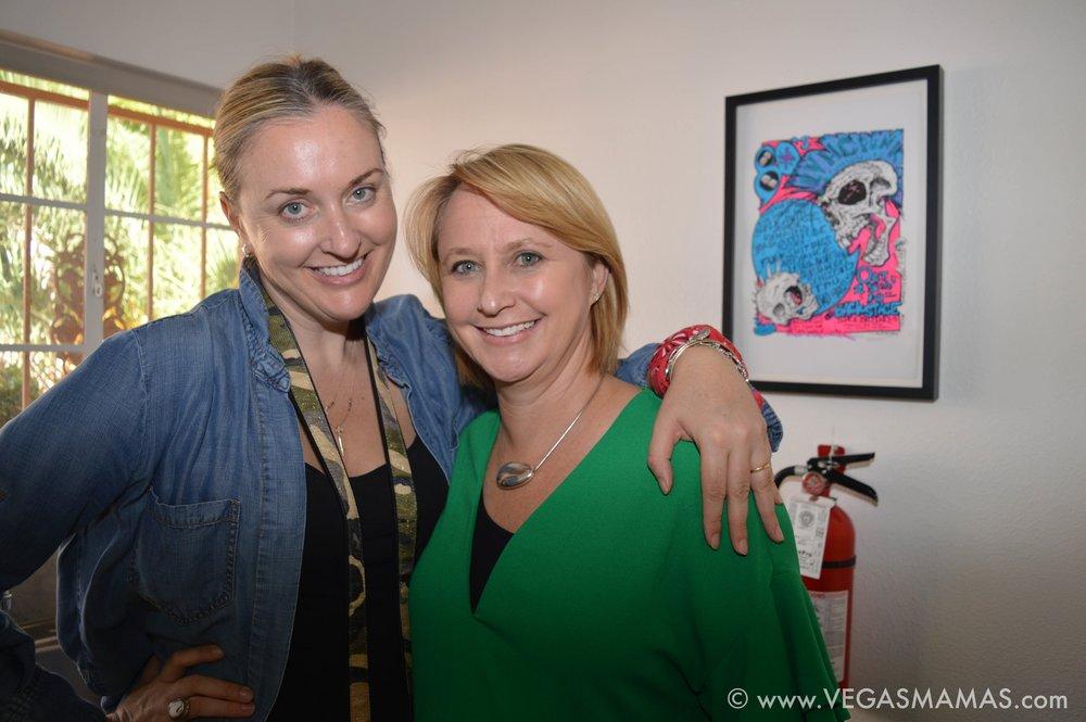 VEGASMAMAS Desiree with Michele