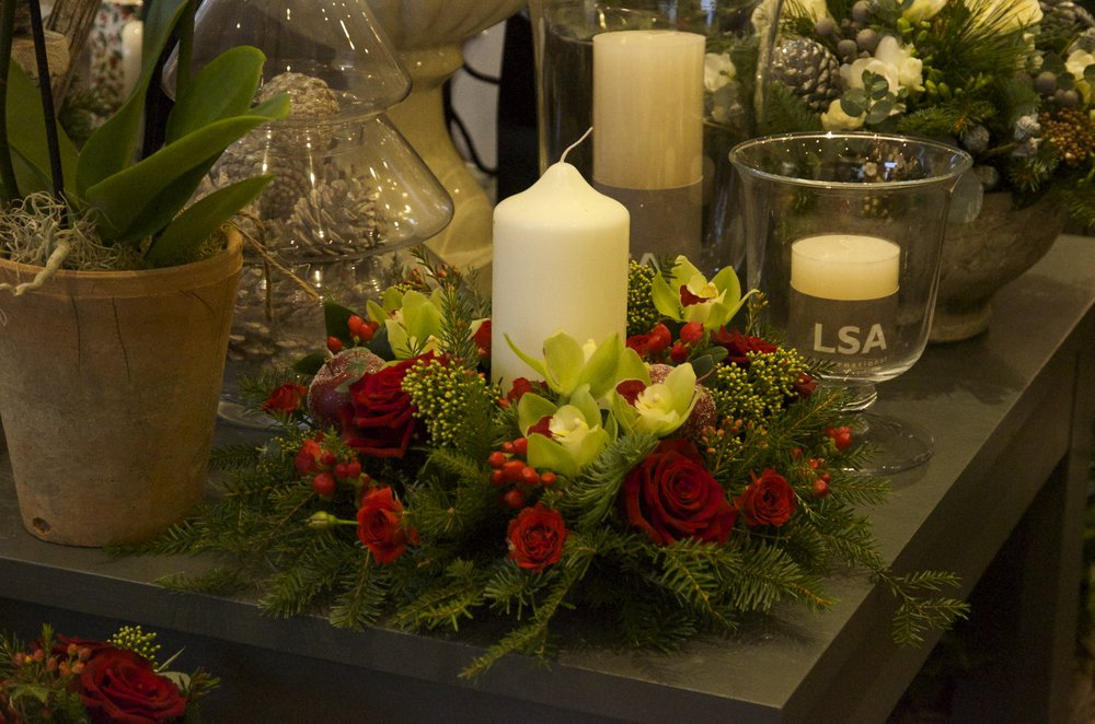 Luxury Table Arrangement