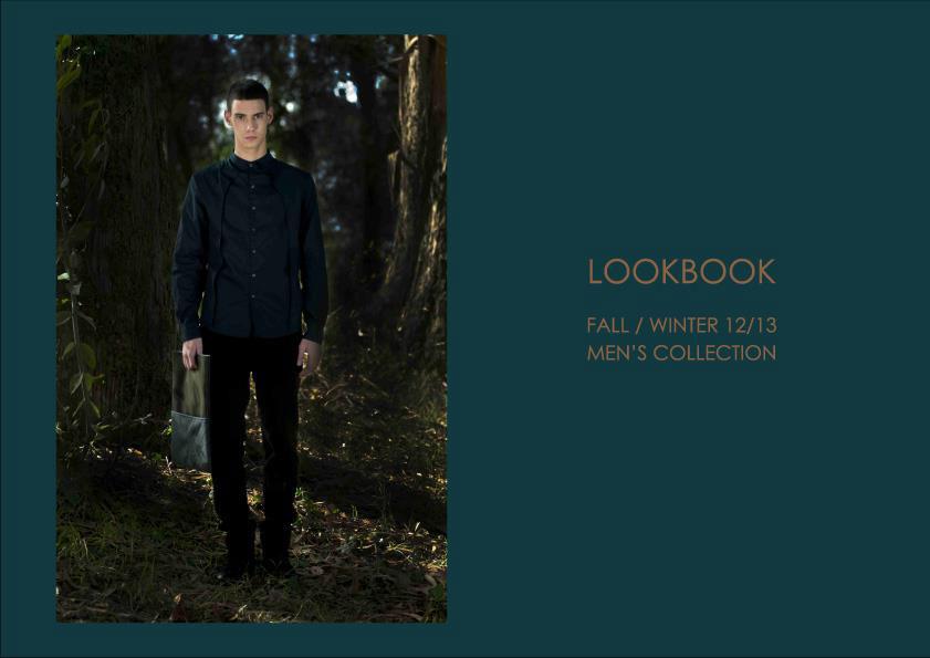 Fresh Jealous AW13 Lookbook -