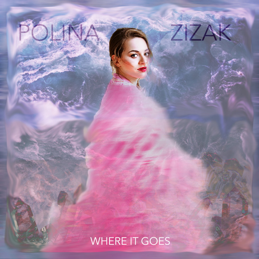 POLINA ZIZAK August 2017 - Polina Zizak is a Russian Pop and Soul singer recently signed to AWAL. For the release of an upcoming single, I️ worked with her and her management team on cultivating visual inspirations. I️ took her through several working sessions, and a creative boarding process which manifested into this single cover.