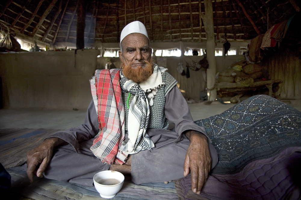 Lal Sain, Van Gujjar Community Leader