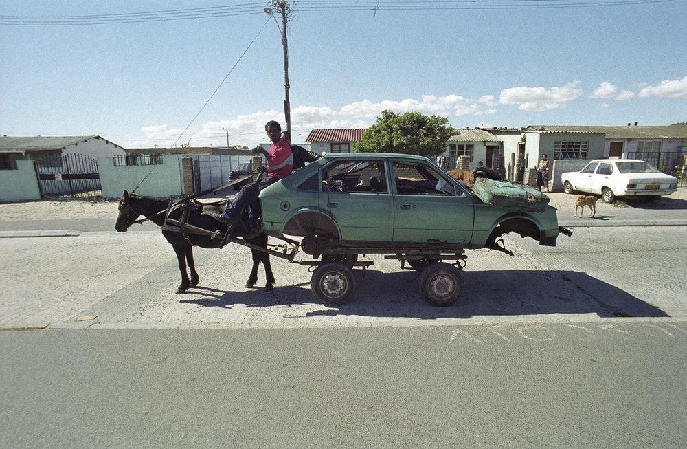 Langa Township, South Africa