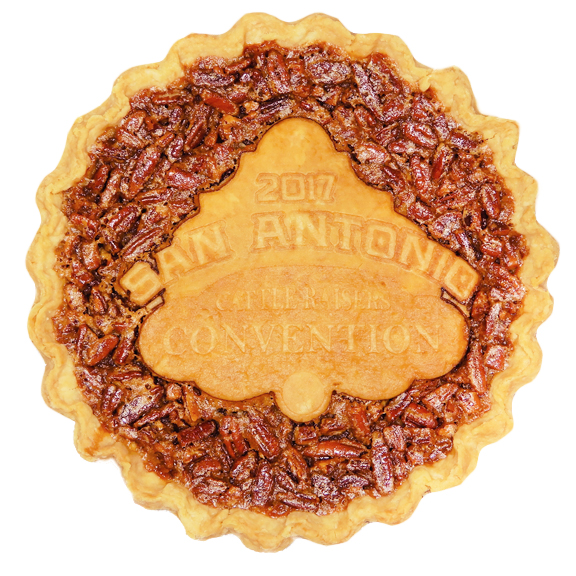 Custom Engraved Pie