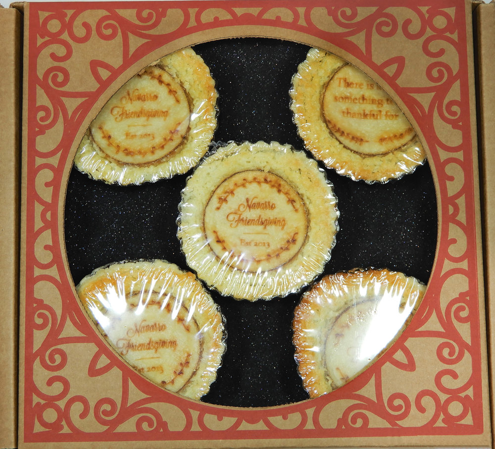 Assorted Custom Pie Sampler
