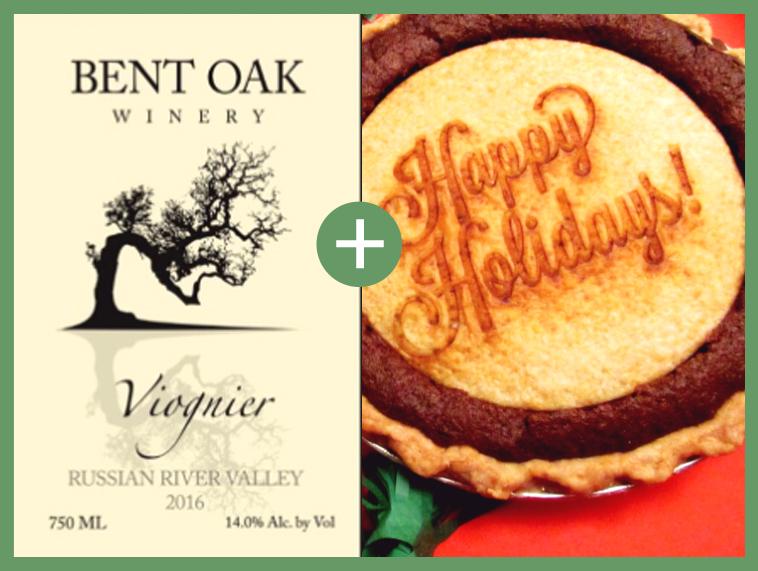 Wine & Pie Gift Set
