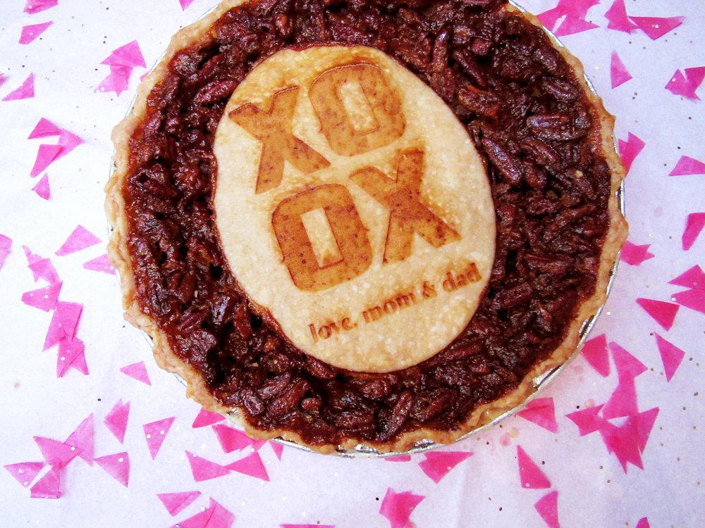 Valentines Pie XOXO