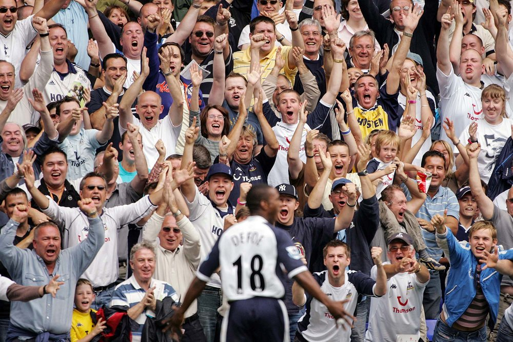 My experience of real football fans is a major influence on the productions we create for advertisers like Sony, Coca-Cola and McDonald's.
