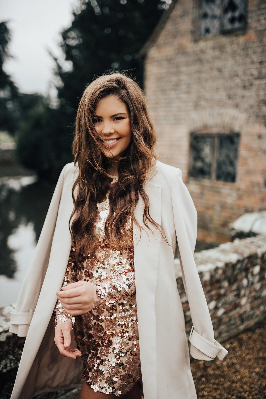 Georgina Walker - Fashion Blogger