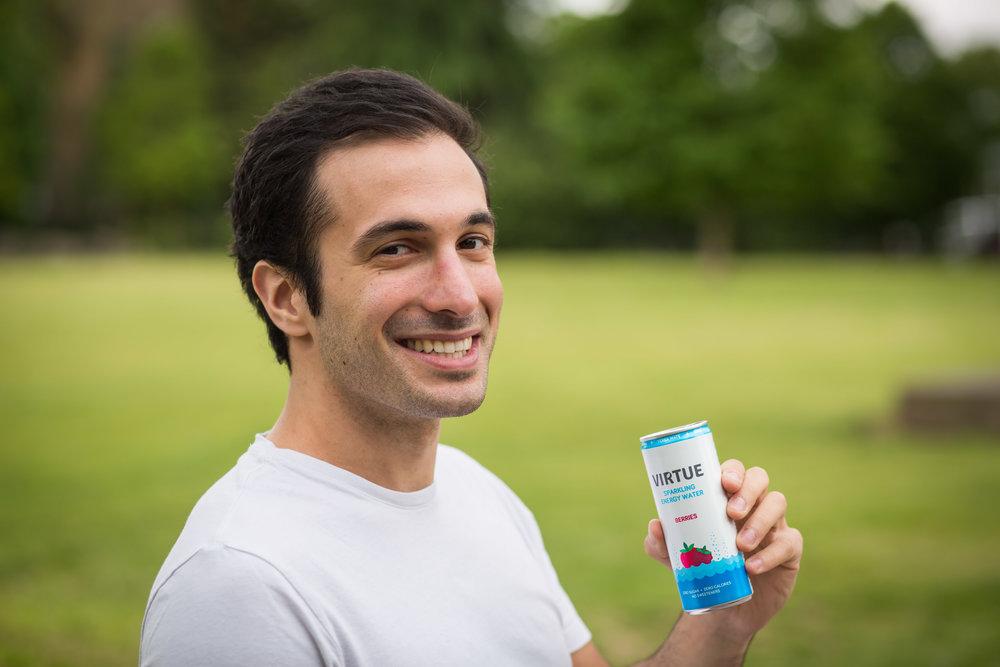 Rahi Daneshmand - Founder of Virtue Drinks
