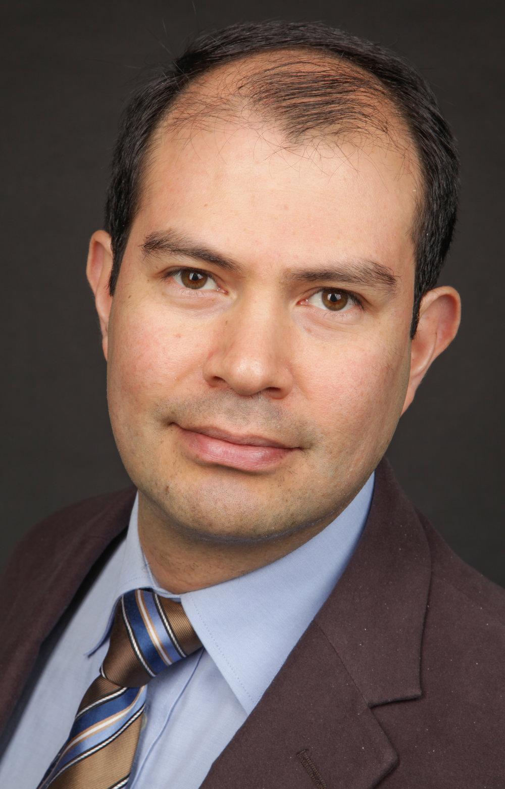 Dr. Arturo Castillo Castillo - Research Fellow at Imperial College & Leader of Plastic Solutions Network
