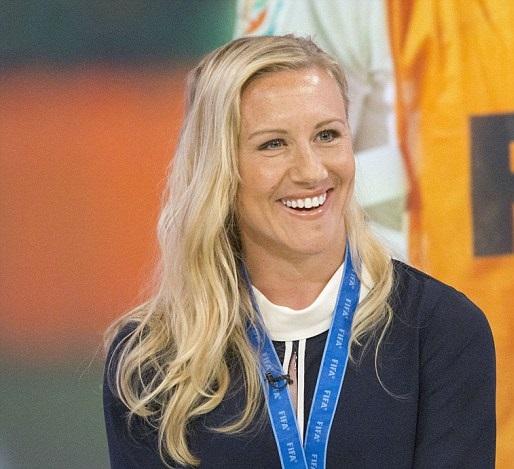 Laura Bassett - Professional England Footballer