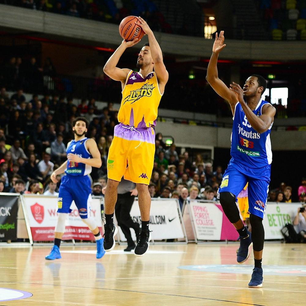 Justin Robinson - Professional Basketball Player BBL MVP 2018