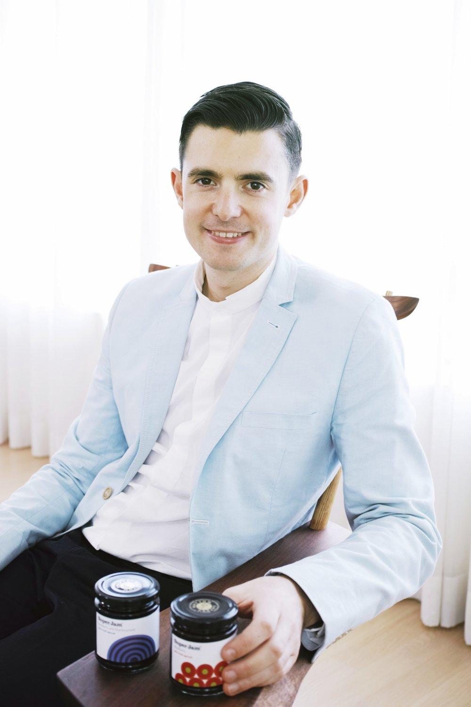 Fraser Doherty MBE - Multi-Awarded Entrepreneur - Founder of SuperJam