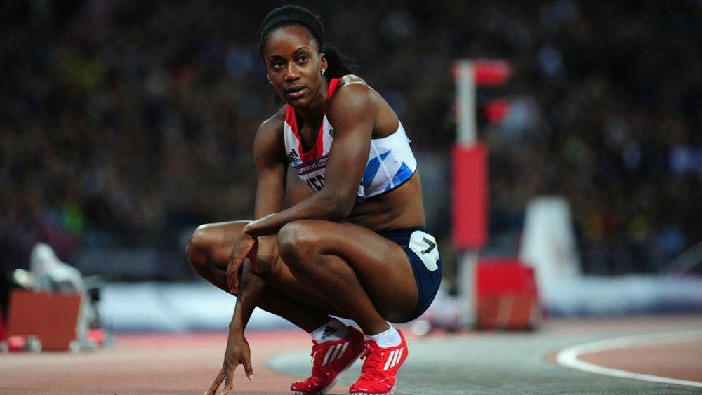 Abi Oyepitan - Athlete - Olympic Medalist