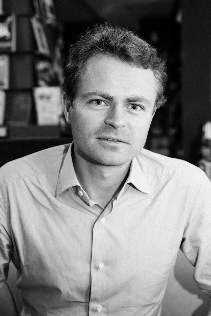 Rutger Bruining - Founder of Story Terrace