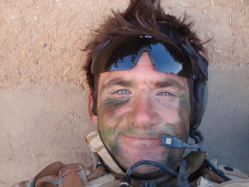 Adam Conlon - Former Army Officer