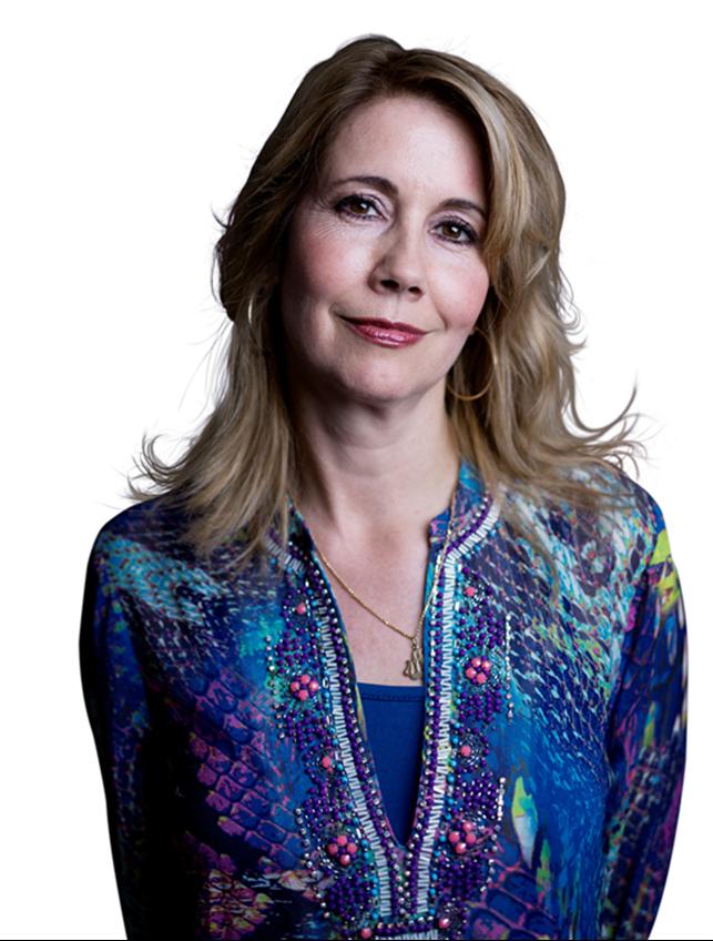 Kristiane Backer - Tv Presenter, Art Consultant, Journalist, Author