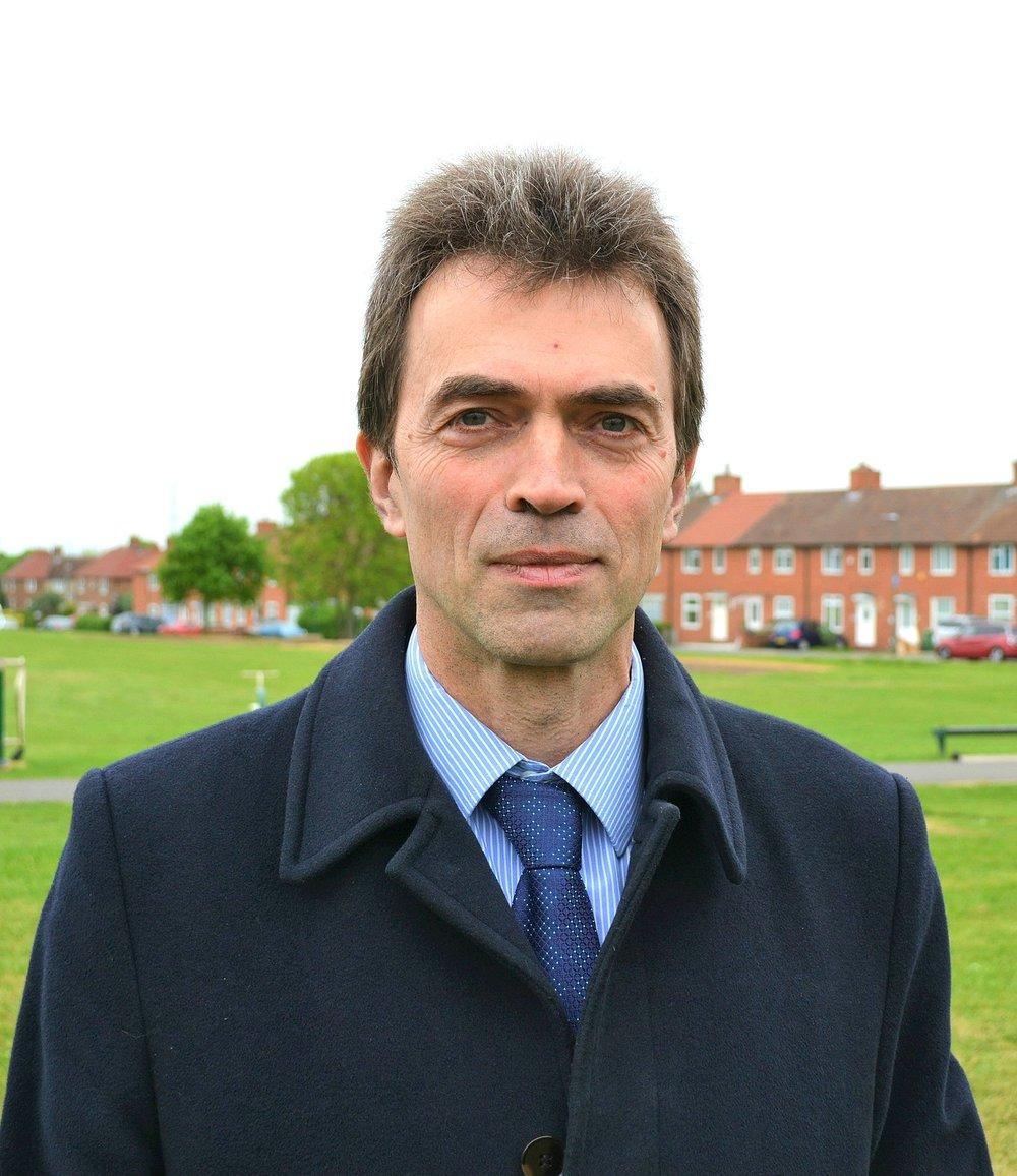 Tom Brake - Liberal Democrat MP