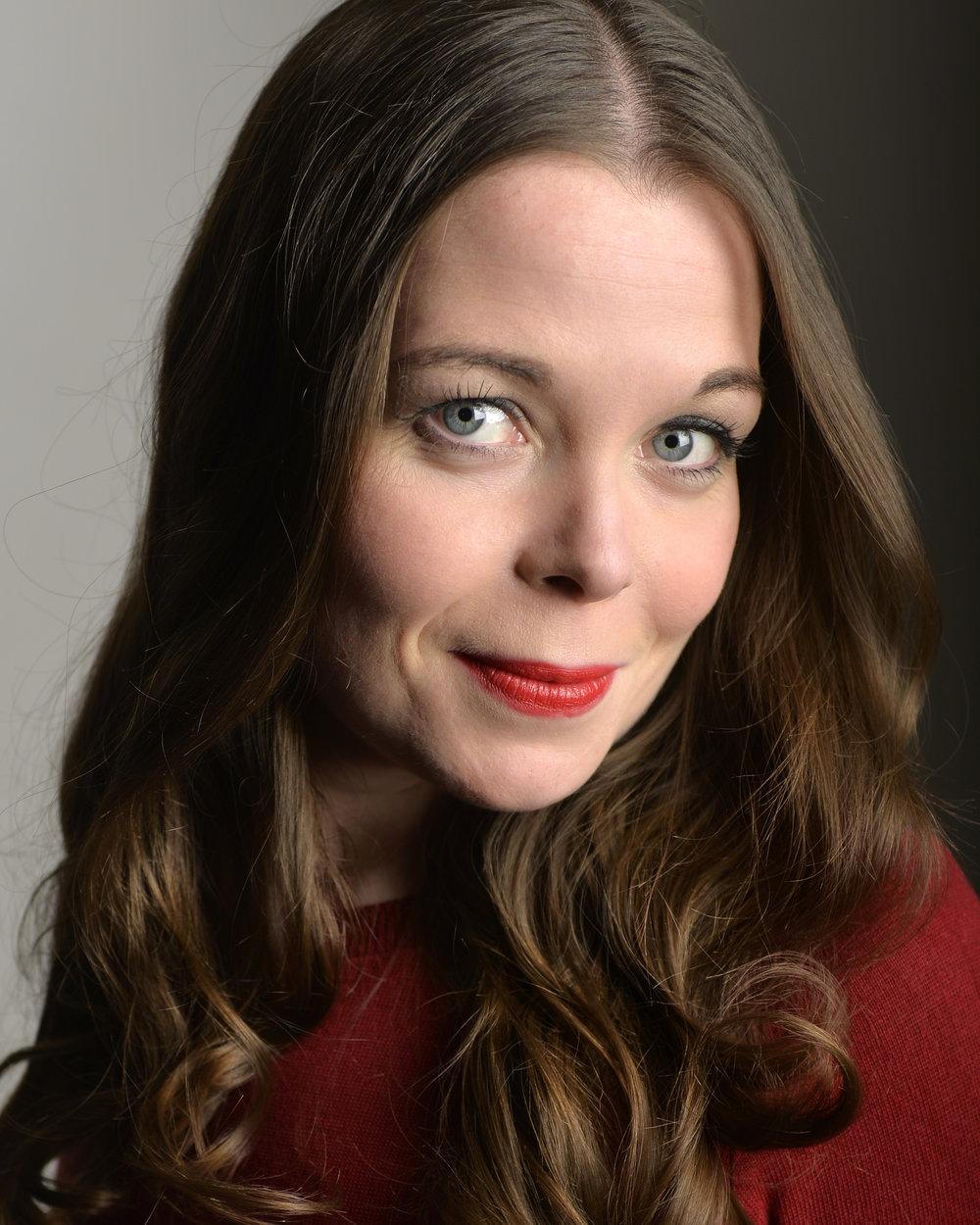Juliette Burton - Award-winning comedian and writer