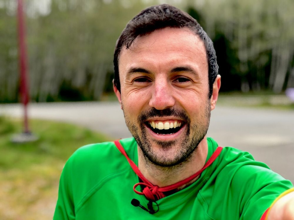 Jamie McDonald - Adventurer & Founder of Superhero Foundation