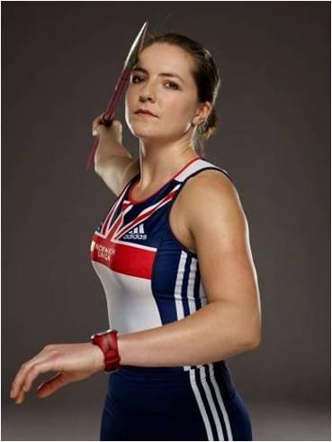 Goldie Sayers - Javelin Thrower - 11x British Champion