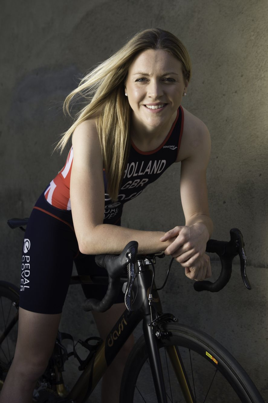 Vicky Holland - English Triathlete - World Champion and Olympic Medalist