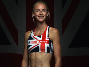 Hannah England - Running Athlete - Chair of the Commission of the UK Athletics Athletes' Commission