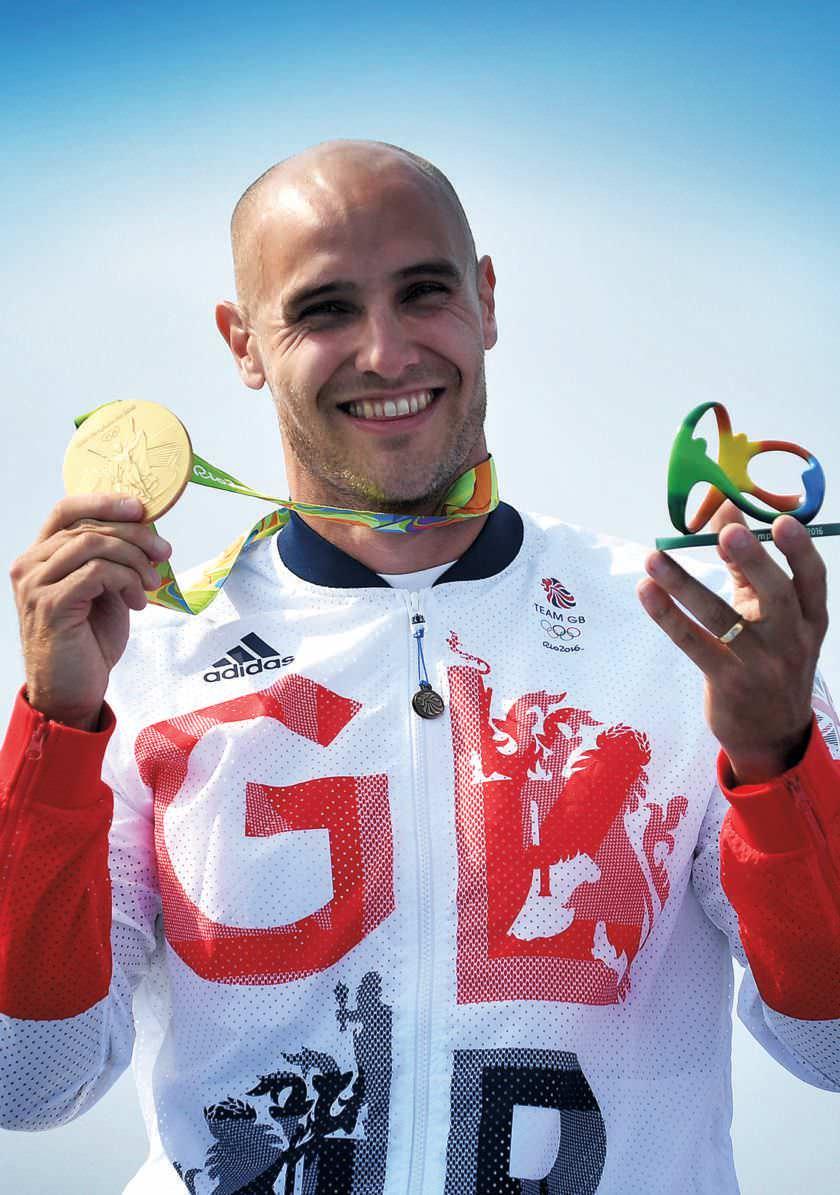 Liam Heath MBE - Reining Olympic, World and European Champion