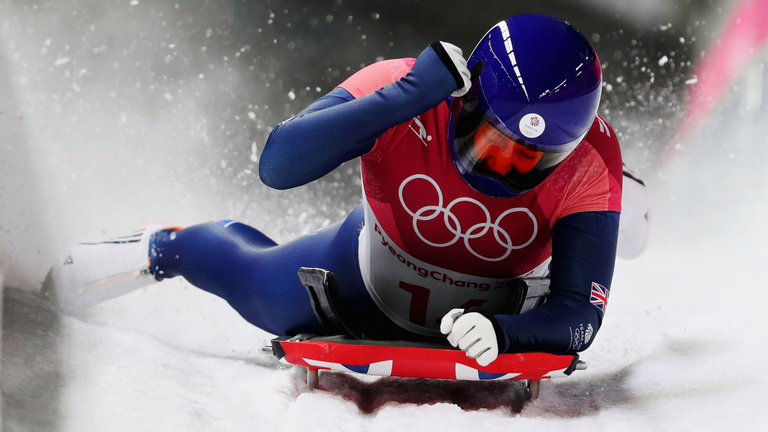 Lizzy Yarnold - Double Olympic Skeleton Champion