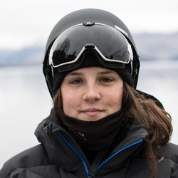 Molly Summerhayes - Halfpipe World Junior Champion