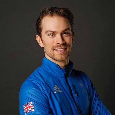 Nick Buckland - European Bronze medal Figure Skater
