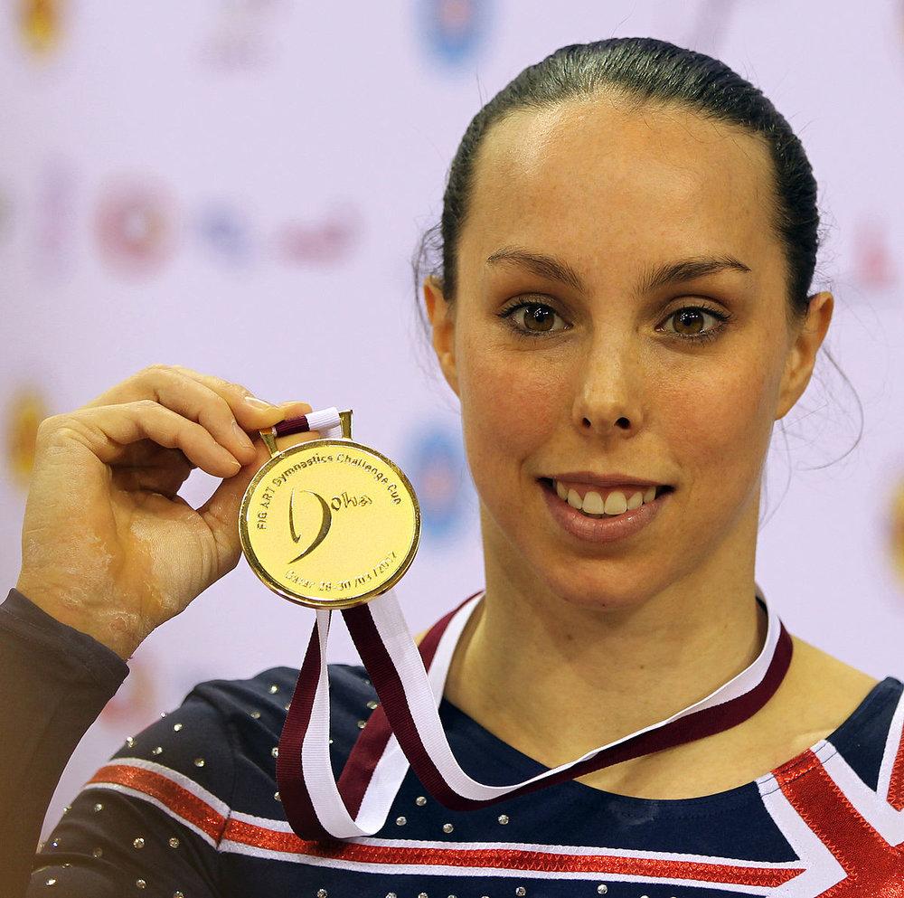 Beth Tweedle MBE - Britain's Greatest Female Gymnast