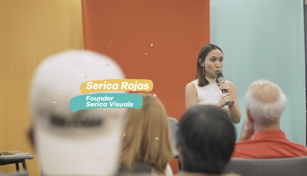 """""""Creating IG Videos for Brands & Businesses"""" Workshop - Workshop given during the launch of Acceler8 by UnionSPACE's 3rd branch in Rockwell. This coworking space is one of the leading work spaces in Metro Manila.Watch video here."""