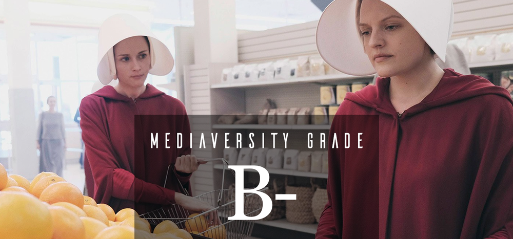 A Review of  The Handmaid's Tale  based on quality, race, gender, and lgbtq TOPICS.