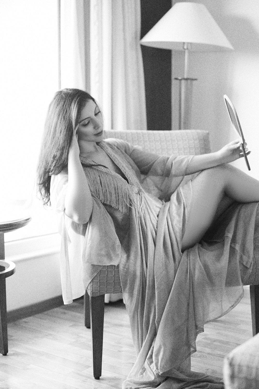 Anisa Butt by Aditya Mendiratta
