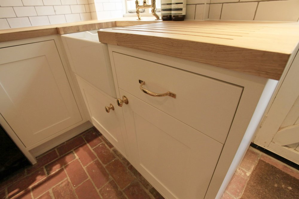 Hand Built Kitchen 4