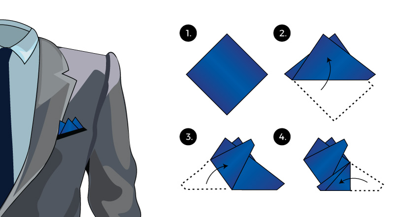 Try these steps from Tie-a-Tie.net to achieve Josh's look. It really isn't as difficult as it looks!