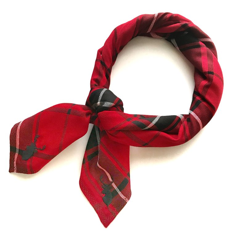 Red & Black Plaid - You can't go wrong.