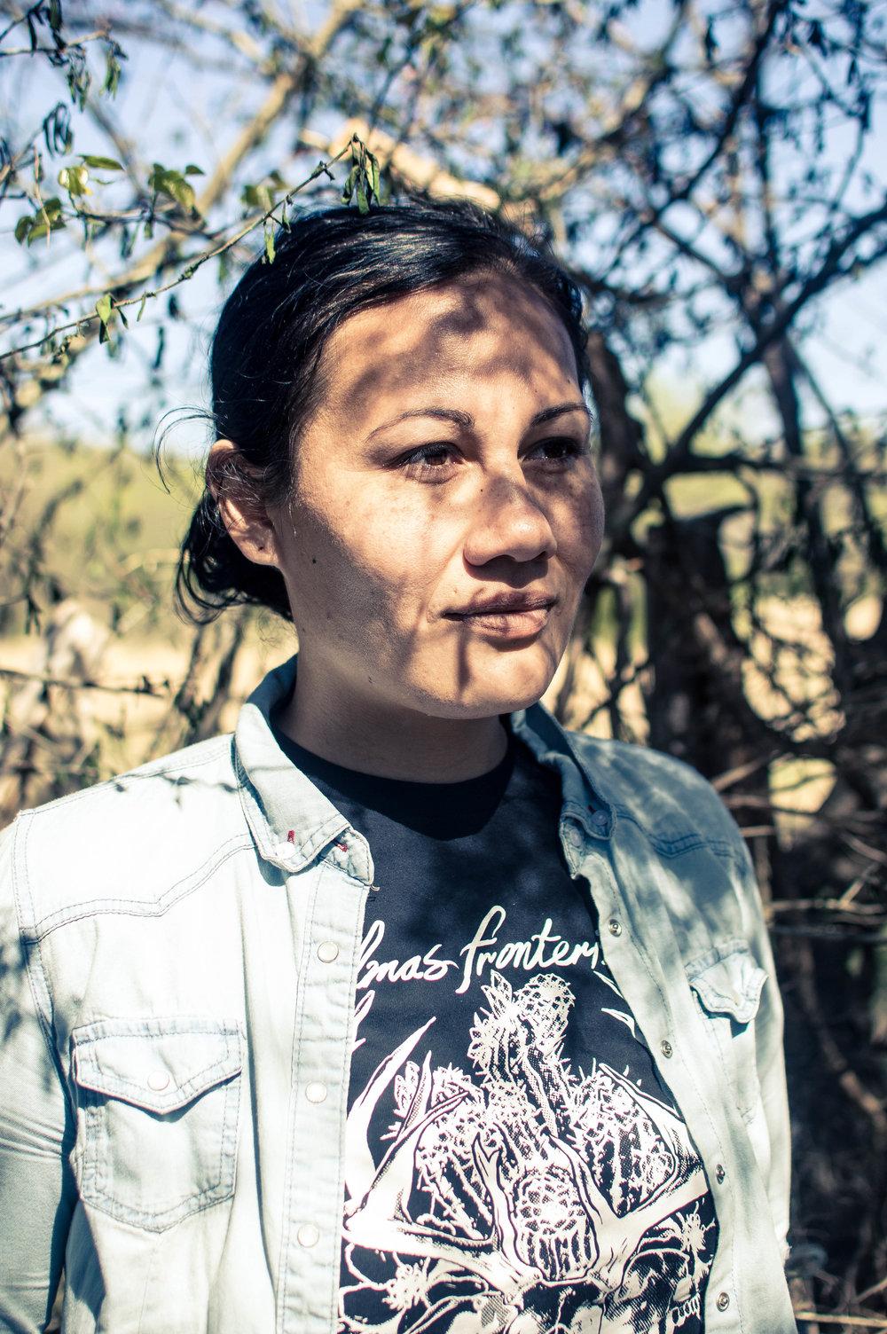 Ashley. Oglala Lakota and Absentee-Shawnee.
