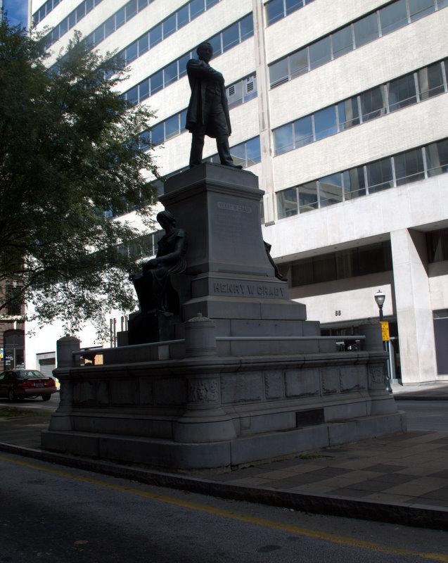 Henry Grady Memorial, Atlanta, Ga.
