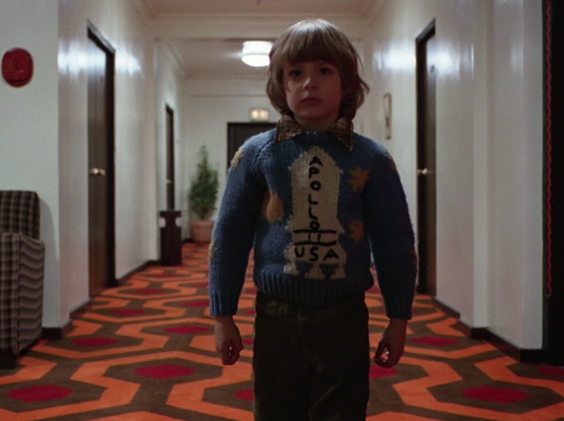 the shining danny sweater