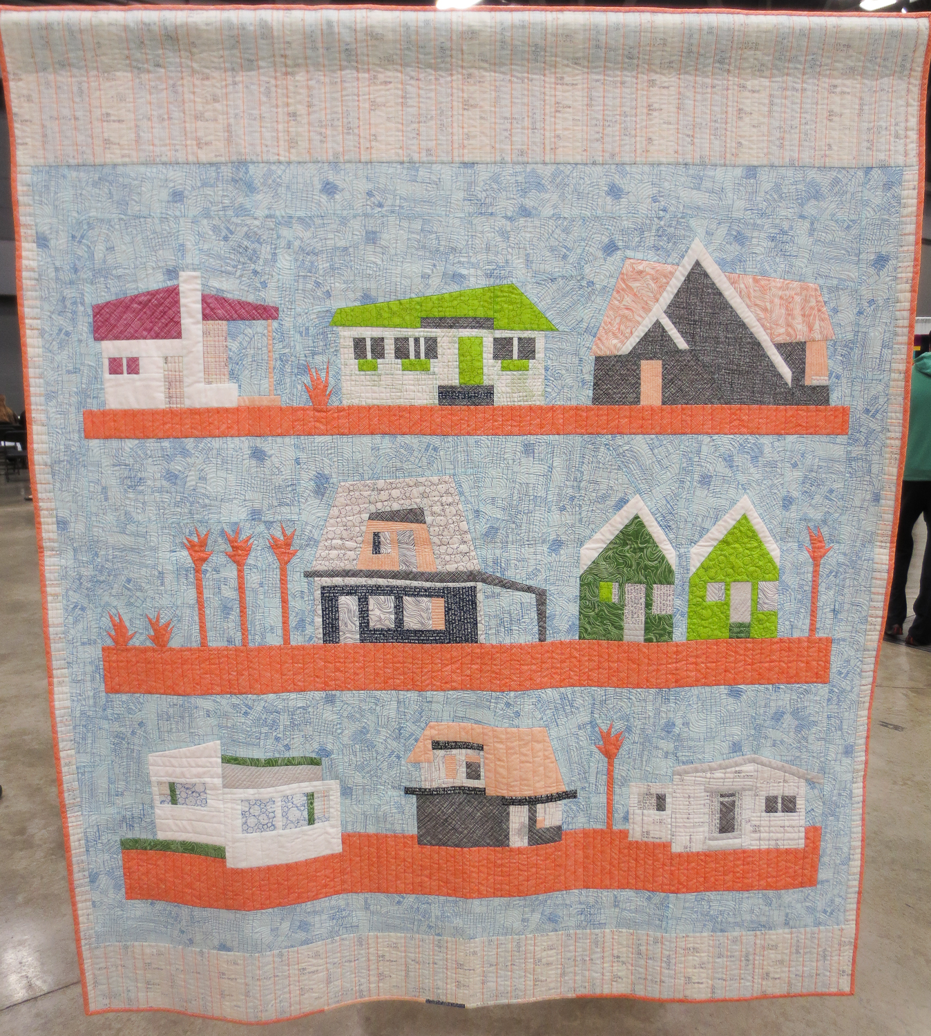 carolyn friedlander the local quilt