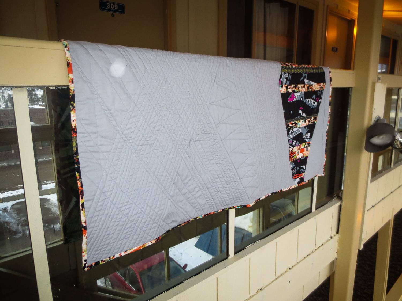 modern diamond quilt2