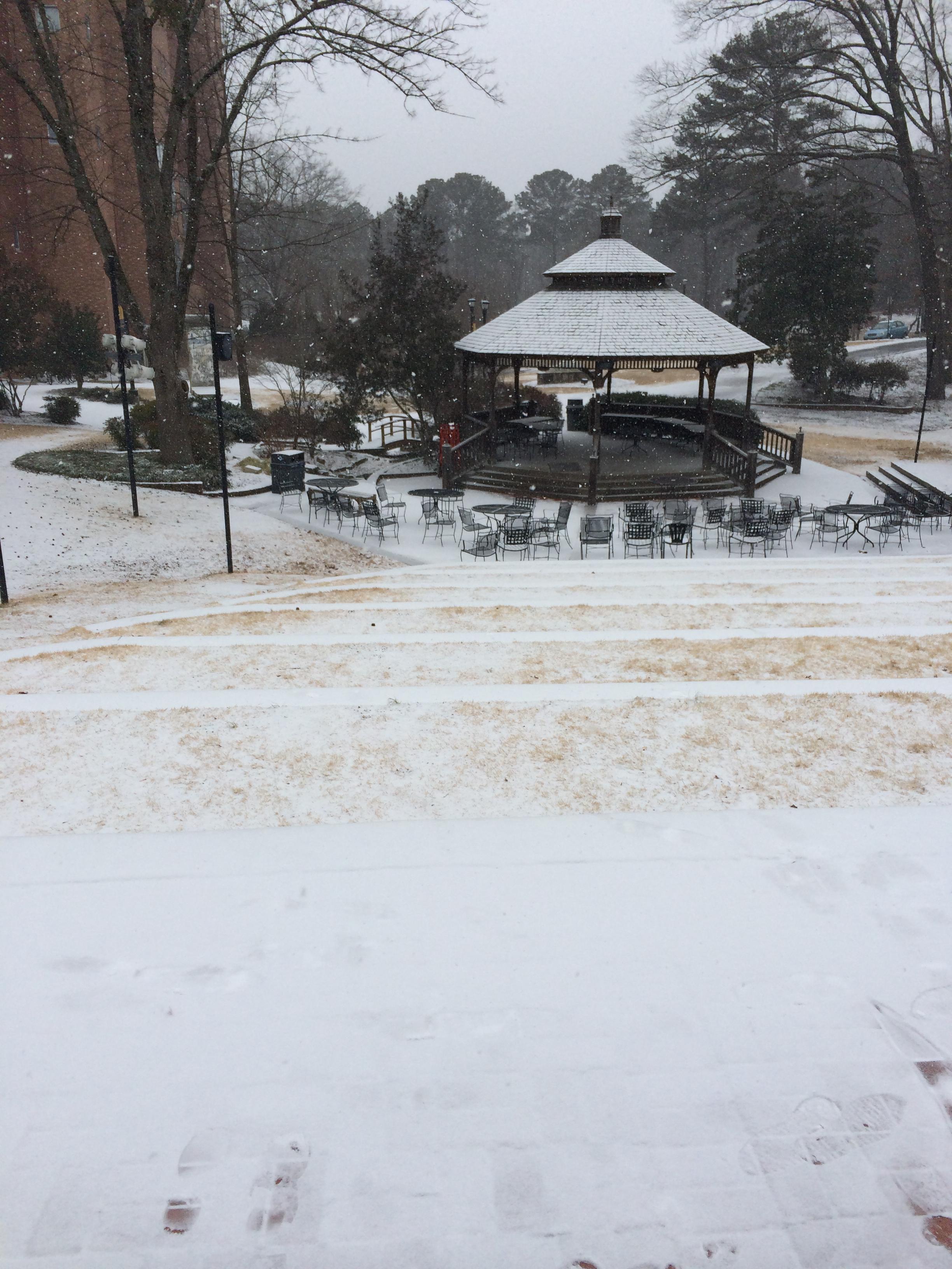 KSU snow atlanta snowjam