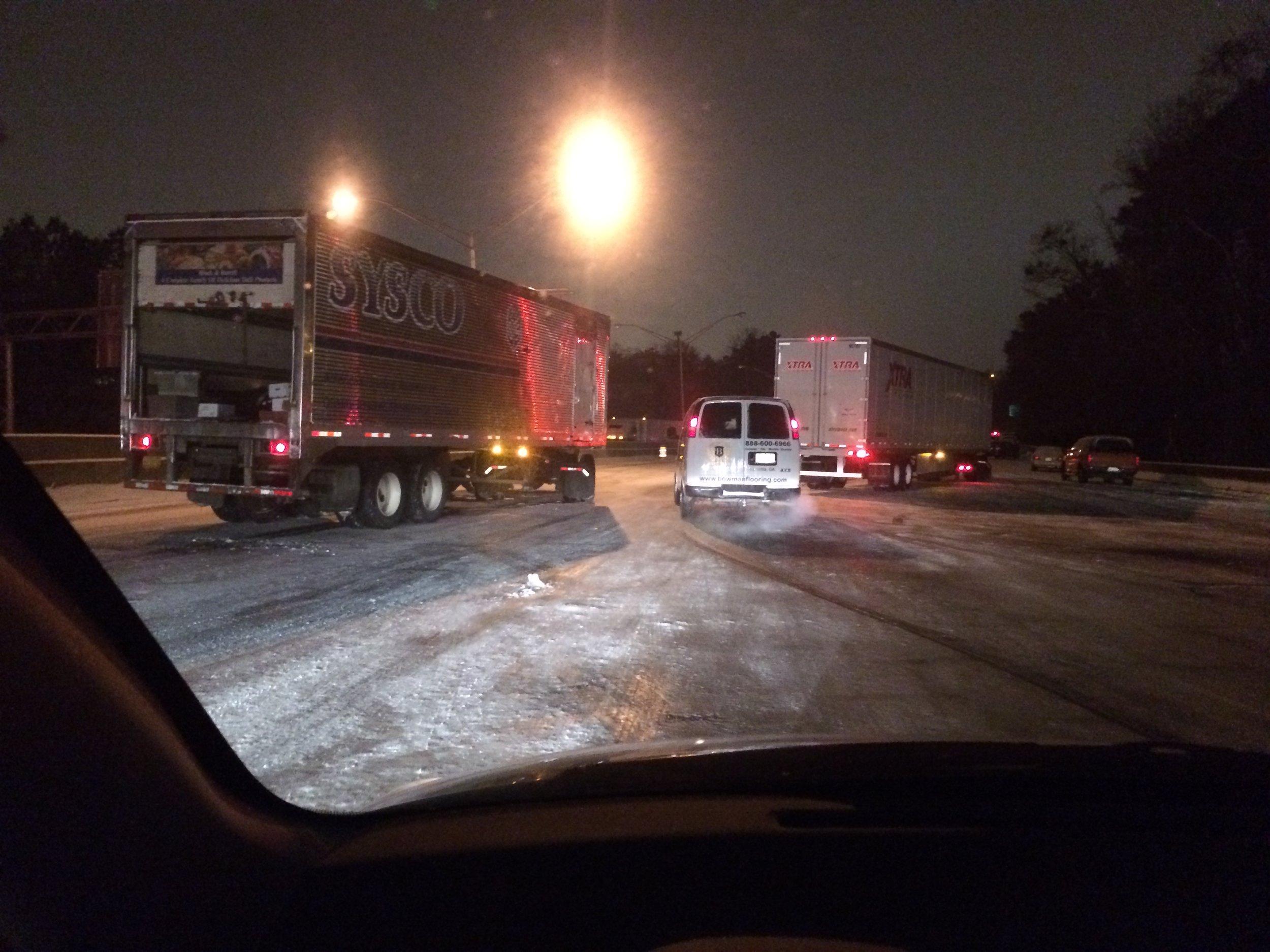 Snowjam Atlanta 2014