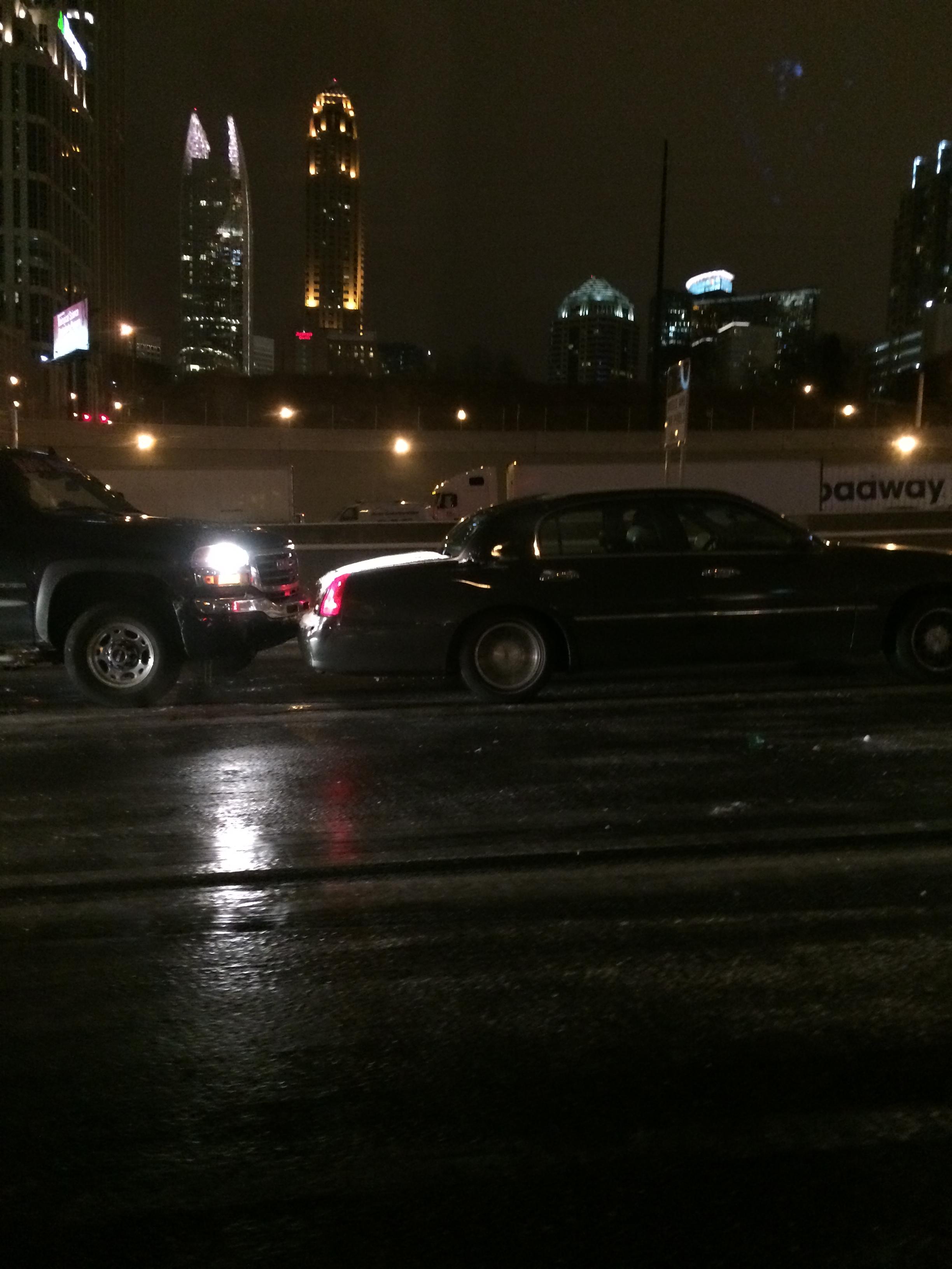 Snowjam Atlanta 2014 I-75