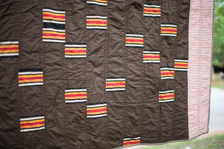 Upper Volta quilt 3