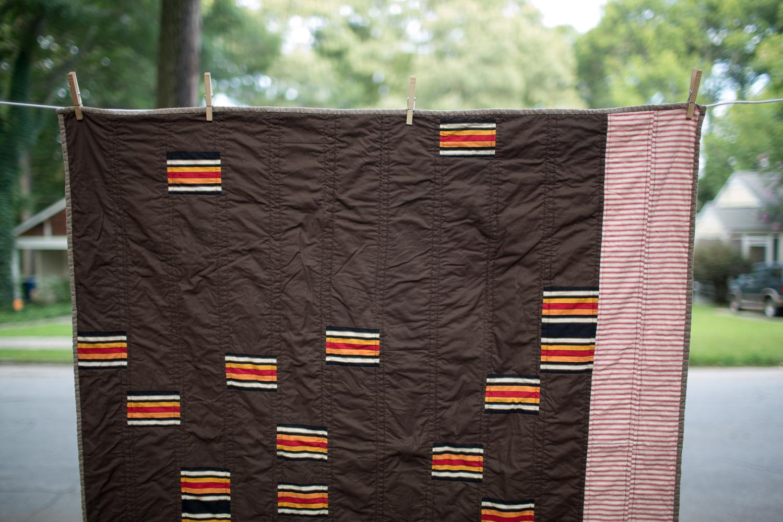 Upper Volta quilt